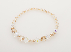 PULSERA MARIPOSAS CON SWAROVSKI ELEMENTS® Y PLATA 925, IDEAL TEENS - comprar online