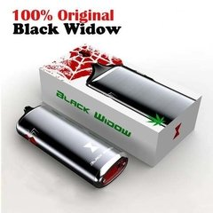 Vaporizador De Hierba Black Widow Kingtons Envio Gratis