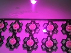 Led Estrella Grow Indoor Full Espectro 3watts Alta Potencia - tienda online