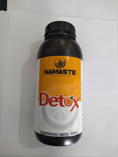 Namaste Detox 500ml Flushing  Lava Raices Indoor  Javilandia