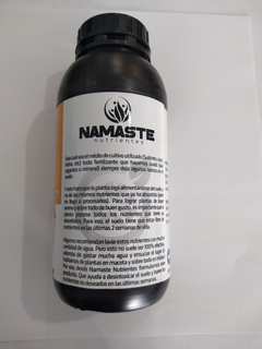 Namaste Detox 500ml Flushing  Lava Raices Indoor  Javilandia en internet