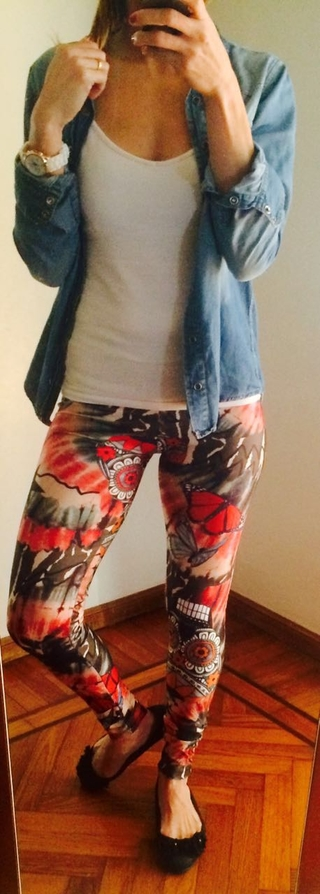 Leggings Butterfly en internet