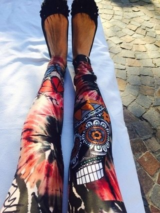 Leggings Butterfly - Ludmi