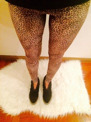 Leggings Cheeta