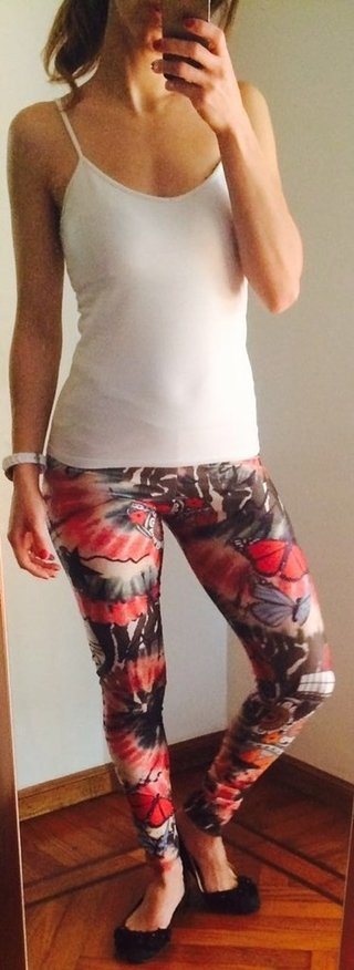 Leggings Butterfly - comprar online