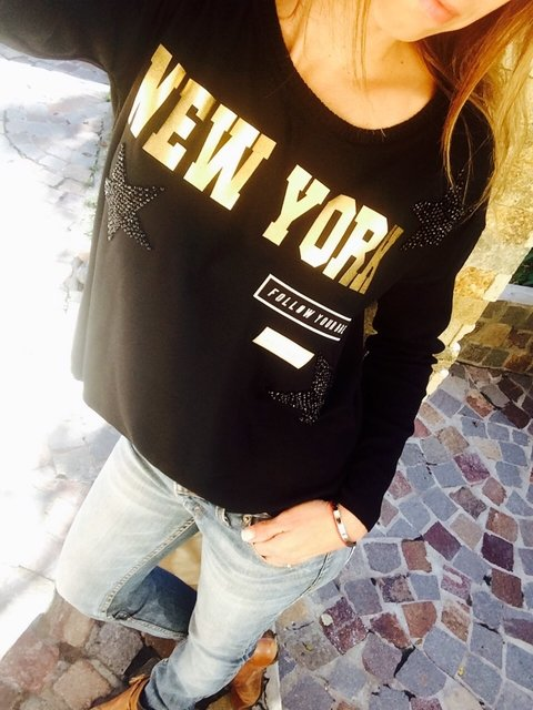Sweater New York
