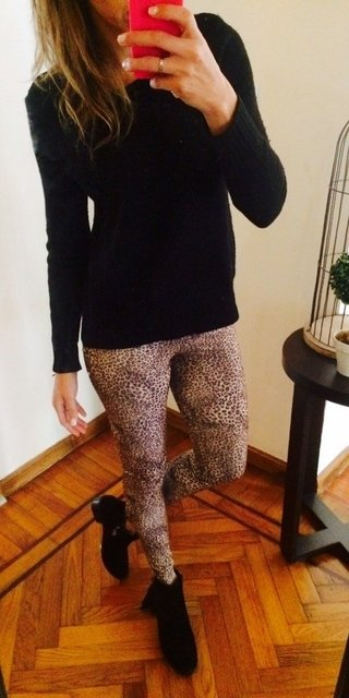 Leggings Cheeta - comprar online