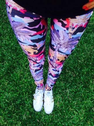 Legging Tiger