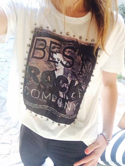Remera Best Rock