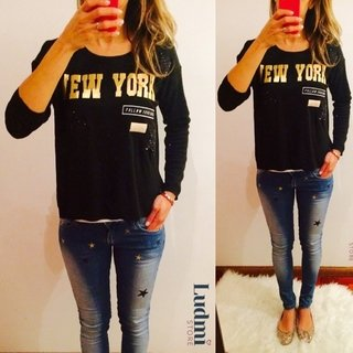 Sweater New York - Ludmi