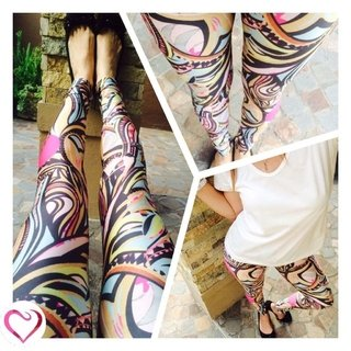 Leggings Marriot - Ludmi