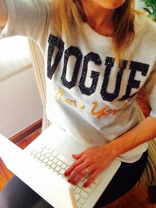 Sweater Vogue - comprar online