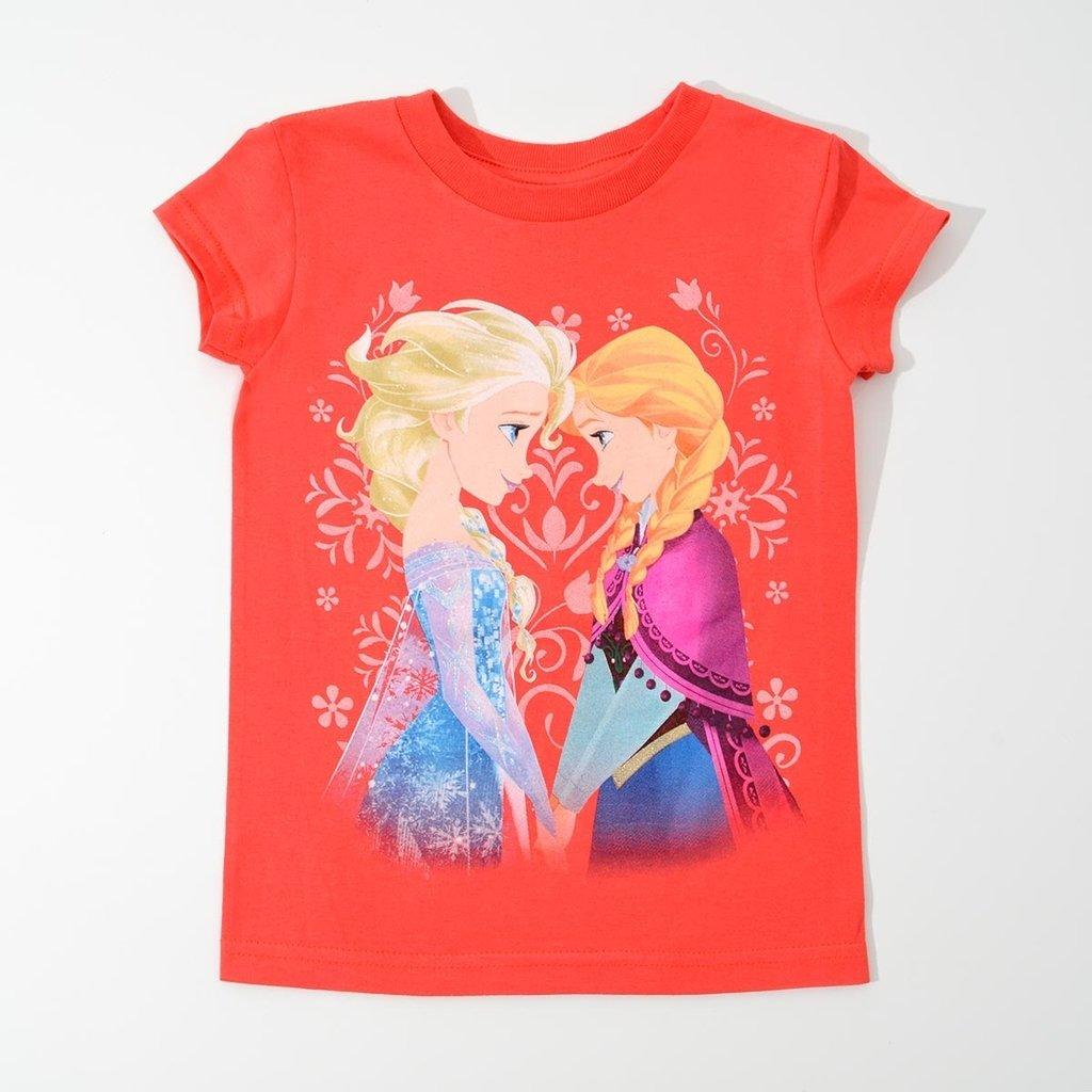 de30622faea7b8 Camiseta Frozen Anna e Elsa Disney Store
