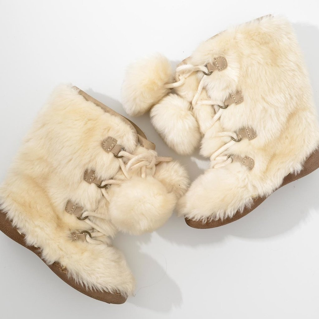 41bfef2d2fb47 Bota Inverno Baby Gap Snow - Espoleta Malagueta