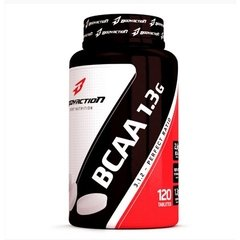 Bcaa 1:3g 120 tabletes bodyaction - comprar online