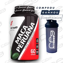 Maca peruana 60 cap body action
