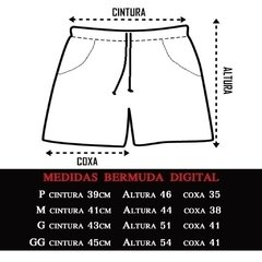 Shorts dry fit mesclado verde - RPG FITNESS