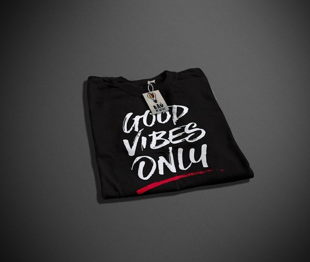Imagem do Camiseta Good Vibes Only