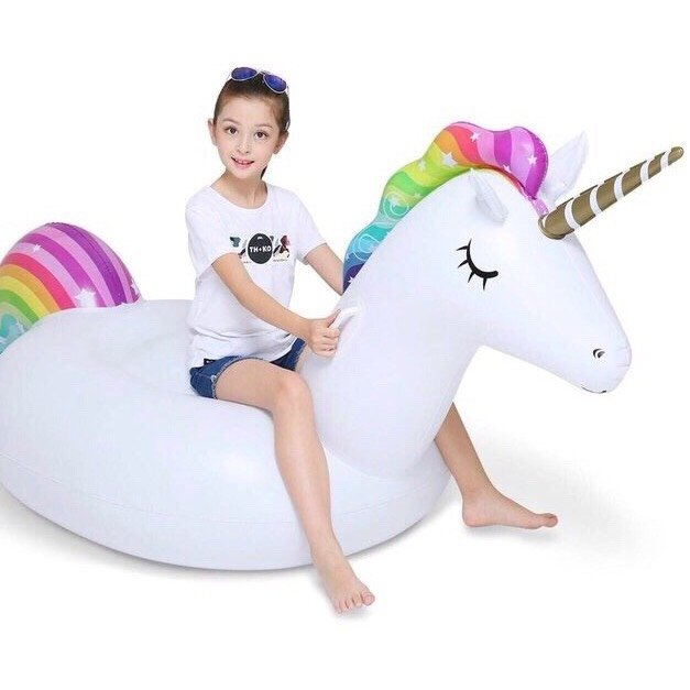 INFLABLE UNICORNIO KIDS en internet