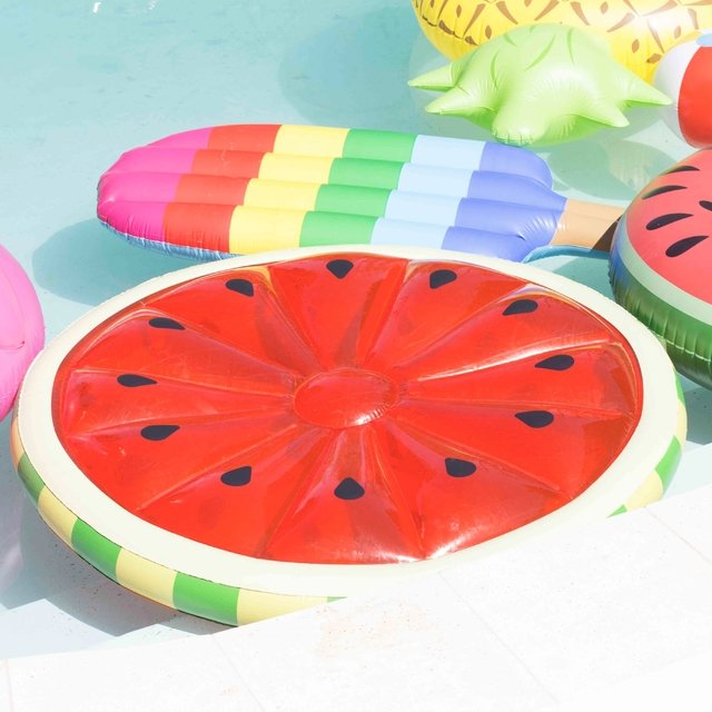 INFLABLE WATERMELON ISLAND - comprar online