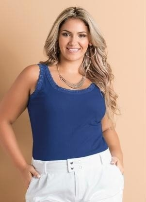 Regata Plus Size Stela