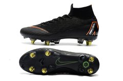 Chuteira Nike Mercurial Superfly 6 Elite SG Campo Original