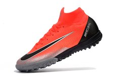 Chuteira Nike Mercurial Superfly VI Elite CR7 (TF) Society Profissional na internet