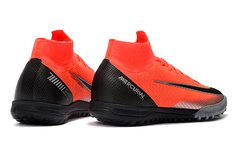 Chuteira Nike Mercurial Superfly VI Elite CR7 (TF) Society Profissional - Sport Shoes