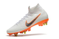 Chuteira Nike Mercurial Superfly 6 Elite 360 SG Trava Mista Profissional - Sport Shoes