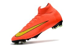 Chuteira Nike Mercurial Superfly 360 Elite Campo Original Orange World Cup 2014 na internet