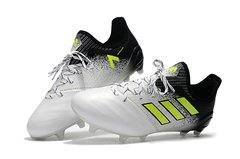 Chuteira Adidas Ace 17.1 Leather Campo Original