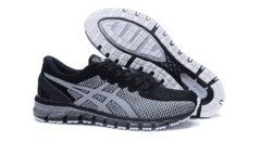 Tênis Asics Gel Quantum 360 Black White Original