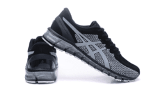 Tênis Asics Gel Quantum 360 Black White Original na internet