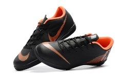 Nike Mercurialx Vapor 12 Club Black Futsal Original