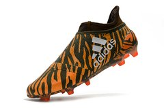 Chuteira Adidas X 17 Purespeed Campo Original  Lone Hunter - Sport Shoes