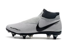 Chuteira Nike Phantom Vision Elite Trava Mista SG  Raised on Concrete Profissional - Sport Shoes