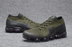 Tênis Nike Air Vapormax Masculino Green-Black - Sport Shoes