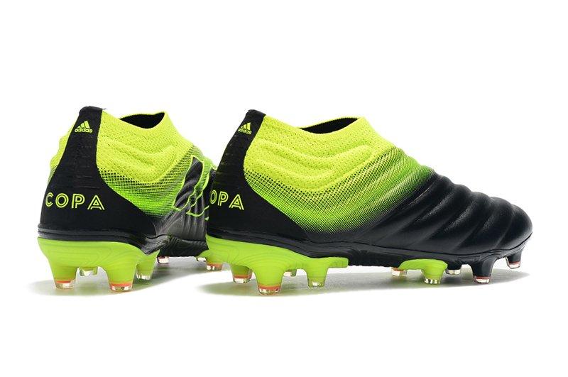 95c0899191522 Chuteira Adidas Copa 19.0 Black Green Campo Original Couro (Bolsa + Par de  Meião de Brinde). 50% OFF. 1