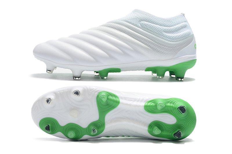 9406459adbfe5 Chuteira Adidas Copa 19.0 White Campo Original Couro ( Bolsa + Par De Meião  De Brinde ). 50% OFF. 1