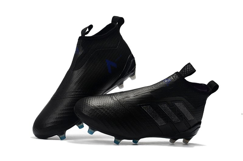 be9c6aa027 Chuteira Adidas Ace 17 Control Campo Original Full Black