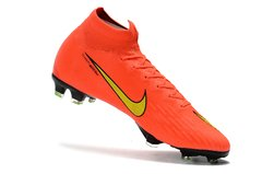 Chuteira Nike Mercurial Superfly 360 Elite Campo Original Orange World Cup 2014 - comprar online