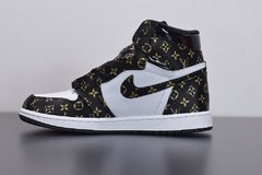 Tênis Nike Air Jordan 1 x Louis Vuitton OFF-White Original na internet