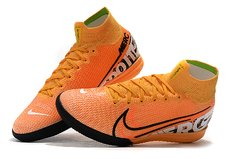 Chuteira Nike Mercurial Superfly 7 Elite Futsal Yellow Original - comprar online