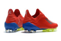 Chuteira Adidas X 18.1 Campo Profissional Red - Sport Shoes