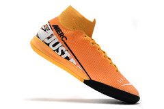 Chuteira Nike Mercurial Superfly 7 Elite Futsal Yellow Original na internet