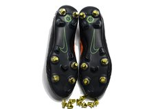 Imagem do Chuteira Nike Mercurial Vapor XII Elite Trava Mista - (SG) Black Original