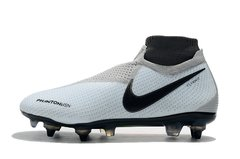 Imagem do Chuteira Nike Phantom Vision Elite Trava Mista SG Original Cinza