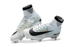 Chuteira Nike CR7 Mercurial Superfly V DF Campo Original