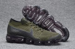 Imagem do Tênis Nike Air Vapormax Masculino Green-Black