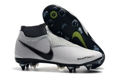 Chuteira Nike Phantom Vision Elite Trava Mista SG  Raised on Concrete Profissional - comprar online